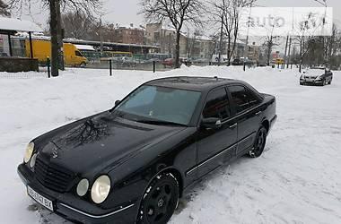 Mercedes-Benz E 320 2001 в Киеве
