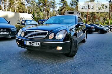 Mercedes-Benz E 320 2002 в Киеве