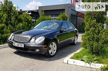 Mercedes-Benz E 320 2003 в Львове