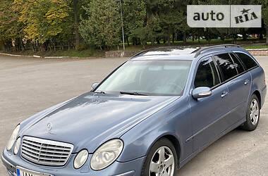 Mercedes-Benz E 320 2004 в Львове