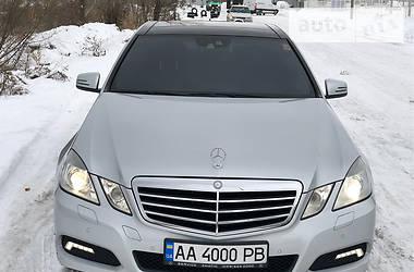Mercedes-Benz E 350 2010 в Киеве