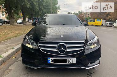 Mercedes-Benz E 350 2015 в Киеве