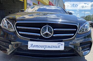 Mercedes-Benz E 350 2018 в Киеве