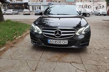 Mercedes-Benz E 350 2014 в Ужгороде