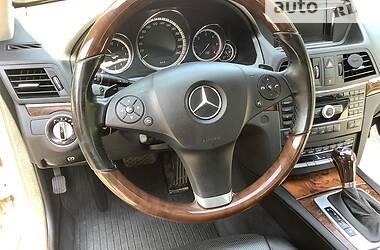 Купе Mercedes-Benz E 350 2010 в Ладыжине