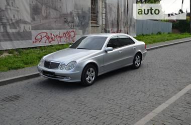 Mercedes-Benz E 400 2003 в Луцке