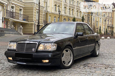 Mercedes-Benz E 420 1995 в Києві