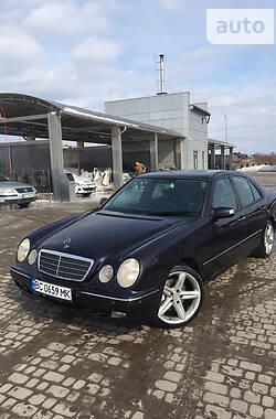 Mercedes-Benz E 420 1996 в Городку