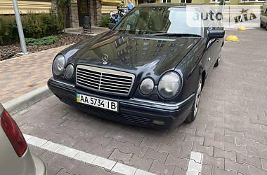 Седан Mercedes-Benz E 420 1997 в Киеве