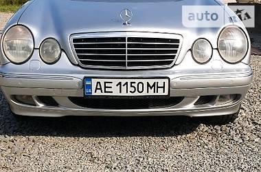 Mercedes-Benz E 430 2000 в Виноградове