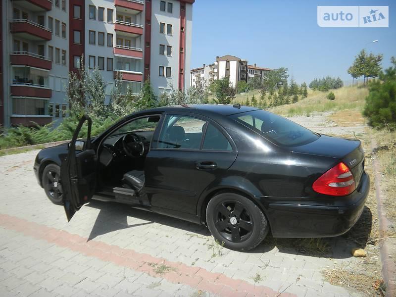 Mercedes-Benz E 500 2004 в Киеве