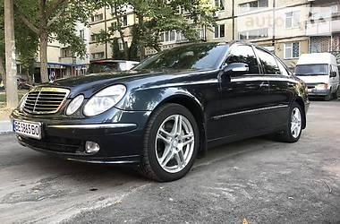Mercedes-Benz E 500 2004