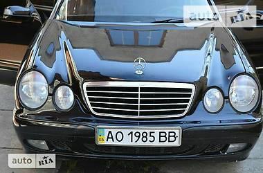 Mercedes-Benz E-Class 2002 в Тячеве