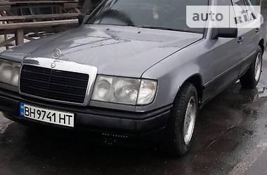 Mercedes-Benz E-Class w 124 1987