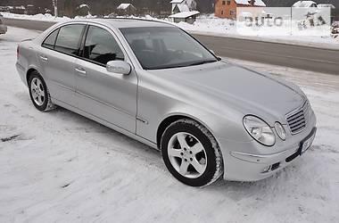 Mercedes-Benz E-Class Elegance 2003