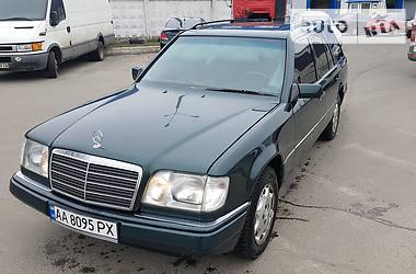 Mercedes-Benz E-Class 1993 в Киеве