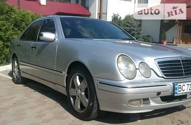Mercedes-Benz E-Class 1999 в Черкассах