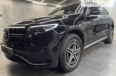 Внедорожник / Кроссовер Mercedes-Benz EQC 2021 в Киеве