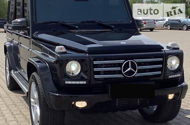 Внедорожник / Кроссовер Mercedes-Benz G 350 2015 в Харькове