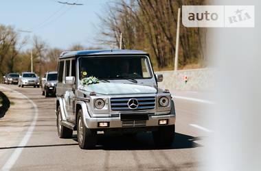 Mercedes-Benz G 400 2004 в Мелитополе