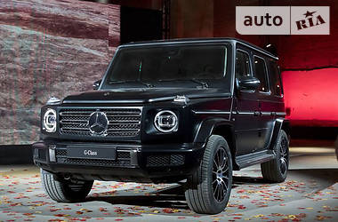 Mercedes-Benz G 500  AMG Full 2018