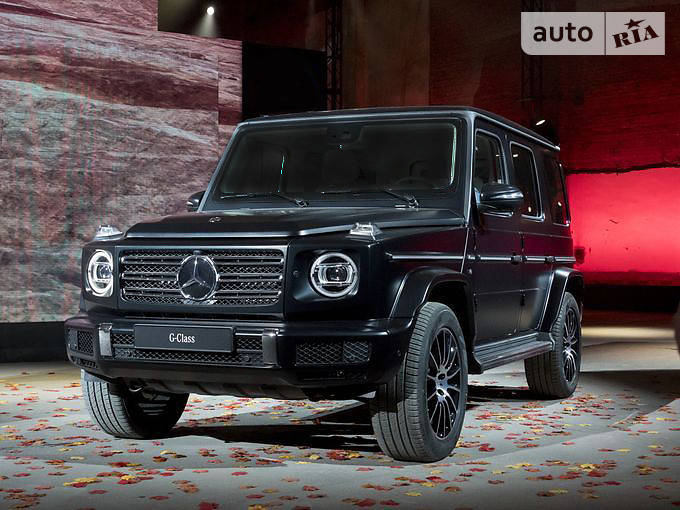 Mercedes-Benz G 500 2018 в Киеве