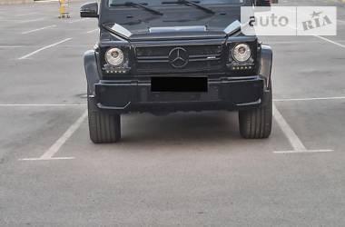 Внедорожник / Кроссовер Mercedes-Benz G 500 2011 в Днепре