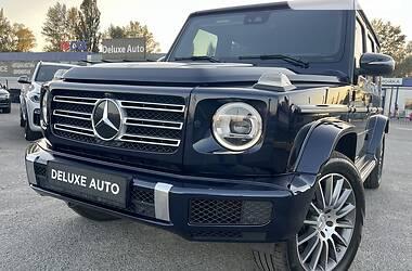 Внедорожник / Кроссовер Mercedes-Benz G 500 2019 в Киеве