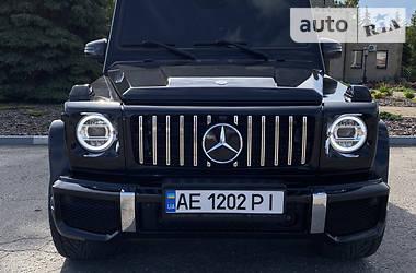 Внедорожник / Кроссовер Mercedes-Benz G 55 AMG 2011 в Днепре