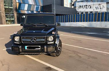Mercedes-Benz G 63 AMG 2012 в Киеве