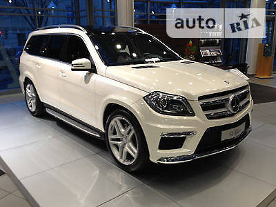 Mercedes-Benz GL 350 2016 в Киеве