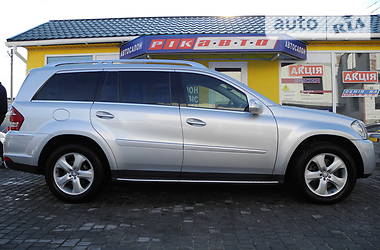 Mercedes-Benz GL 350 2010 в Львове