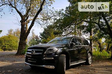 Mercedes-Benz GL 350 2013 в Одессе