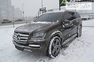 Mercedes-Benz GL 350 2012 в Киеве