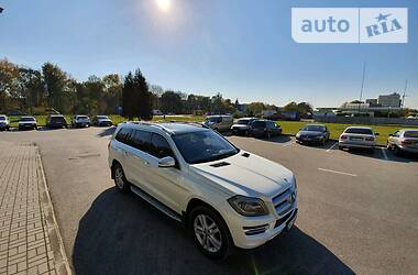 Mercedes-Benz GL 350 2014 в Львове