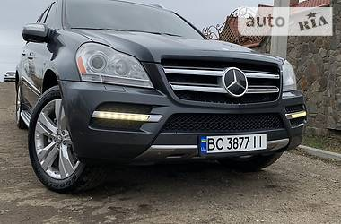 Mercedes-Benz GL 350 2010 в Дрогобыче