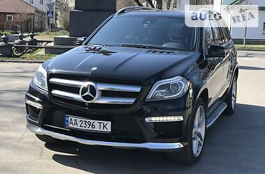Mercedes-Benz GL 350 2013 в Полтаве