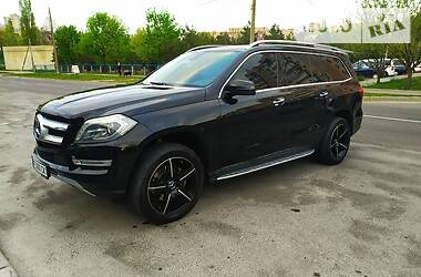 Mercedes-Benz GL 350 2013 в Ровно