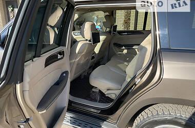 Позашляховик / Кросовер Mercedes-Benz GL 350 2014 в Харкові