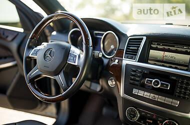 Внедорожник / Кроссовер Mercedes-Benz GL 350 2013 в Днепре