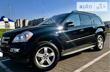 Mercedes-Benz GL 450 2008 в Львове