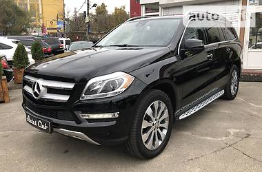 Mercedes-Benz GL 450 2014 в Киеве