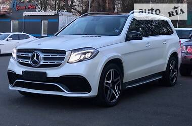 Mercedes-Benz GL 450 2013 в Киеве
