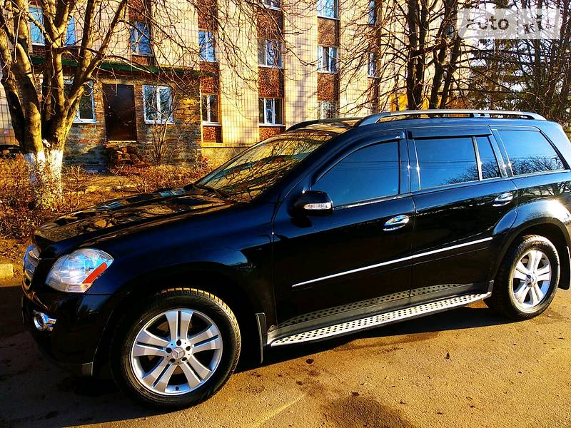 Mercedes-Benz GL 450 2008 в Полтаве