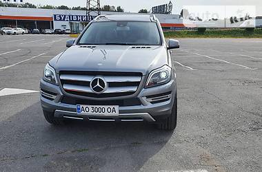 Mercedes-Benz GL 450 2013 в Ужгороде