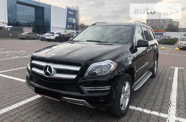 Mercedes-Benz GL 450 2015 в Одессе