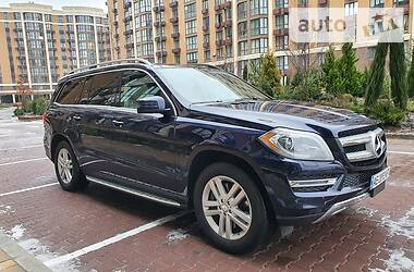 Mercedes-Benz GL 450 2012 в Киеве