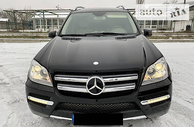 Mercedes-Benz GL 500 2009 в Киеве