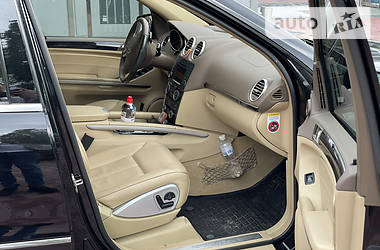 Внедорожник / Кроссовер Mercedes-Benz GL 500 2012 в Ровно