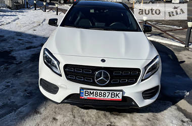 Mercedes-Benz GLA 220 2018 в Сумах